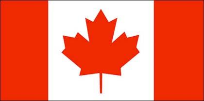 Flag of Canada - The True North Strong and Free